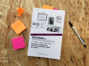 Handbok i Generationsskifte i Familjeföretag